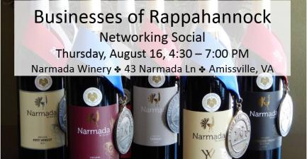 Businesses of Rappahannock Networking Social