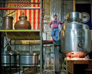 At Copper Fox Distillery We Dedicate Ourselves To Making Great American Spirits Locally Grown Grain Floor Malted And Pot Stilled In Small Batches