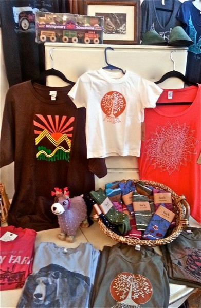 Cottage Shops — Comfort Fair Trade and Knit Wit Yarn Shop