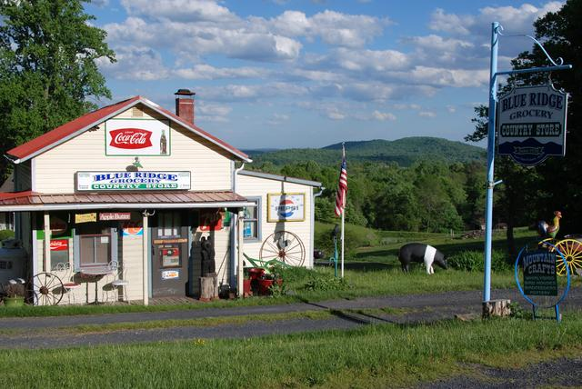 Blue Ridge Grocery Store