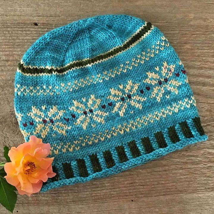 Fair Isle Knitting Tips : Rappahannock fair isle knitting tips techniques